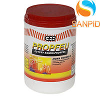 Порошок для чистки дымоходов GEB Propfeu Poudre De Ramonage 0,9 кг