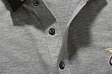 Louis Vuitton Мужская футболка поло луи виттон, фото 9