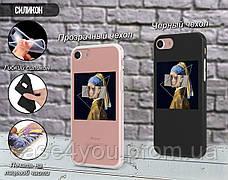 Силиконовый чехол для Apple Iphone 11 Billie Eilish (Билли Айлиш) (4027-3367), фото 2