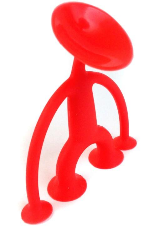 Развивающая игрушка Moluk Уги младший красный 8 см (43201)