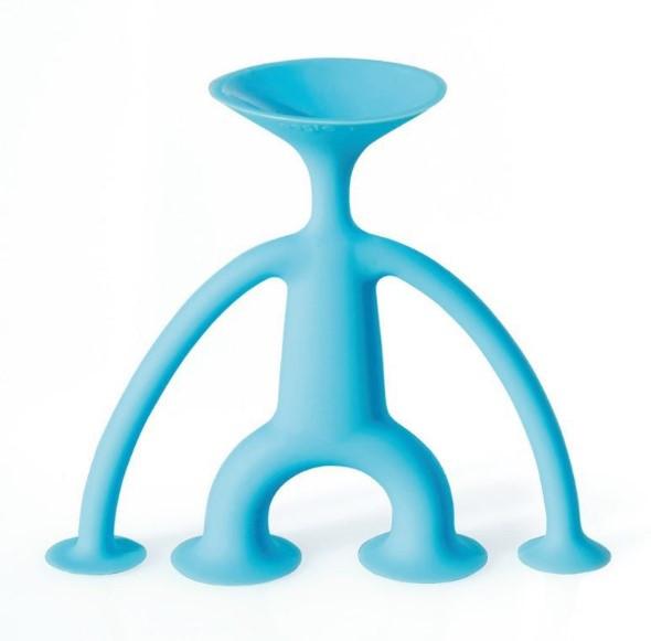 Развивающая игрушка Mouk Уги младший голубой 8 см (43202)