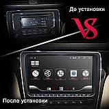 "Штатная магнитола на Volkswagen Passat B6/B7/CC/Caddy/Tiguan/Jetta/Polo/Golf Android 9.1 экран 9"" 2/16Gb Wifi, фото 3"