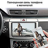 "Штатна магнітола на Volkswagen Passat B6/B7/CC/Caddy/Tiguan/Jetta/Polo/Golf Android 9.1 екран 9"" 2/16Gb Wifi, фото 4"