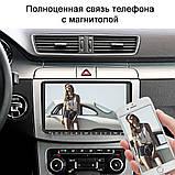 "Штатная магнитола на Volkswagen Passat B6/B7/CC/Caddy/Tiguan/Jetta/Polo/Golf Android 9.1 экран 9"" 2/16Gb Wifi, фото 4"