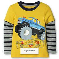 Реглан для хлопчика Jumping Beans 3817-n