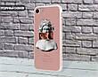 Силиконовый чехол для Huawei P smart Меган Фокс Ренесанс (Megan Fox, Renaissance) (17146-3368), фото 4