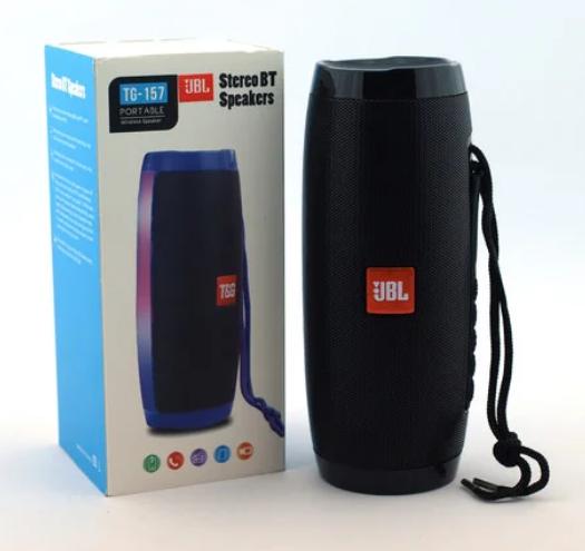 Bluetooth Колонка JBL TG157 Speaker black Гарантія 3 місяці