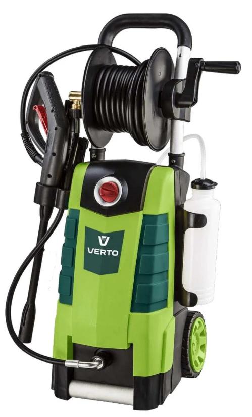 Мийка високого тиску VERTO 52G400 170 бар; 460 л/год (Польща)