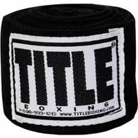 Бинты боксерские Title (MHW-TITLE) 4.6 м мексиканские