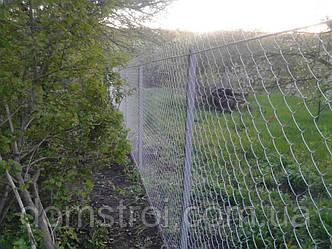 Забор сетка рабица, фото 2