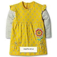 РОЗМІР 18 - 24 МІС Плаття для дівчинки Jumping Beans 3800