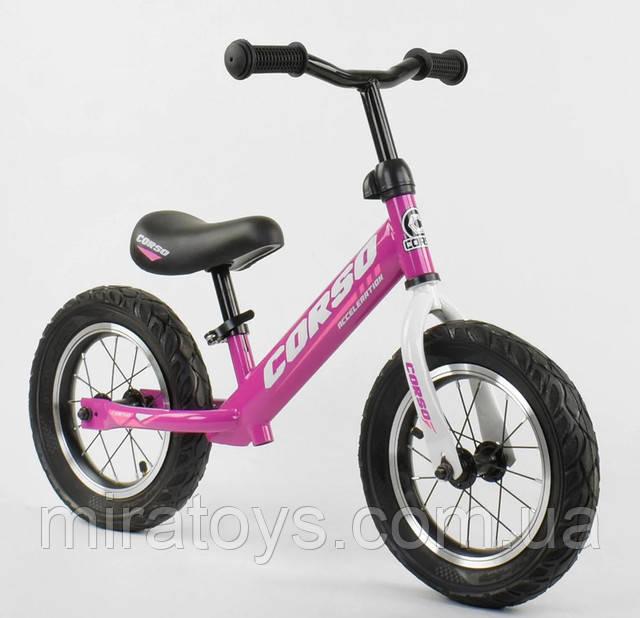 Детский велобег (беговел) CORSO 54307