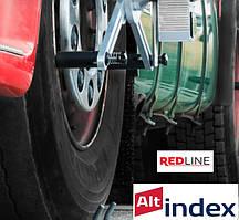 Стенд развал-схождения для грузовых автомобилей и автобусов REDLINE