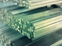 Калиброванный квадрат 45х45 мм сталь 20, 35, 45