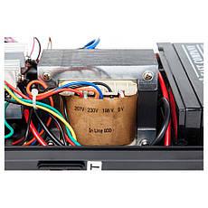 Источник Бесперебойного Питания LogicPower 850VA-6PS 8Ач 12В 595Вт + ПОДАРОК: Настенный Фонарик с регулятором, фото 3