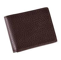 Мужской удобный кожаный кошелек 8055C, фото 1