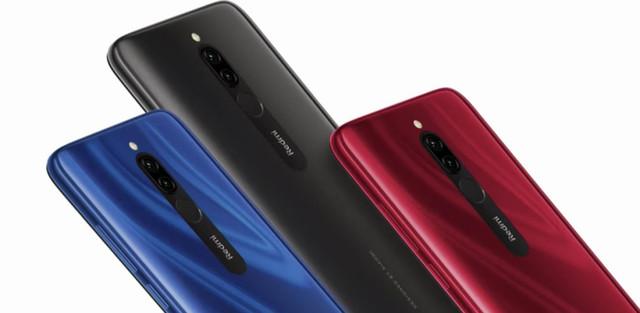 Смартфон Xiaomi Redmi 8