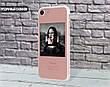 Силиконовый чехол для Samsung J415 Galaxy J4 Plus Мона Лиза «Джоконда» - Ренессанс (Renaissance Mona Lisa La Gioconda (28227-3398), фото 4
