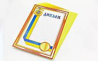 Диплом спортивный чистый С-1802-4 (бумага, формат A4, р-р 21см х 29,5см, в уп.50шт, цена за 1шт)