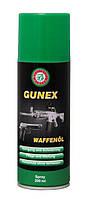 Масло Ballistol Gunex-2000 200мл, оружейное, спрей (22200)