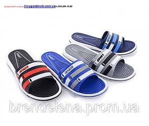 Чоловічі стильні сланці р 40- (код 2495-00) пляжне взуття
