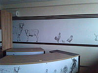 Офисные столы, столы для рецепции, фото 1