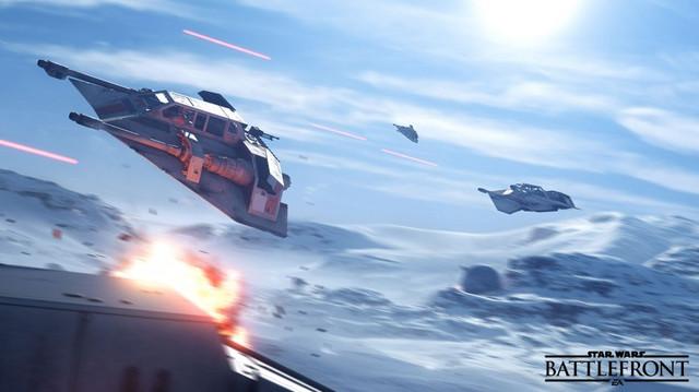 Бета-тестирование Star Wars Battlefront будет доступно всем желающим