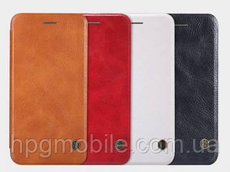 Чехол для iPhone 6 Plus, iPhone 6S Plus - Nillkin Qin leather case, книжка, пластик, PU кожа