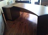 Офисные столы + офисный шкаф(пенал), фото 2