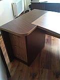 Офисные столы + офисный шкаф(пенал), фото 3