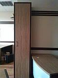 Офисные столы + офисный шкаф(пенал), фото 4