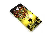 TPU чехол для Samsung Galaxy A5 A500 Шары