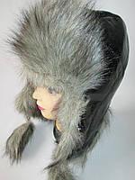 Теплые шапки ушанки на зиму.
