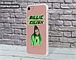 Силиконовый чехол для Apple Iphone 5_5s Billie Eilish (Билли Айлиш) (4002-3400), фото 4