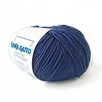 Lana Gatto Super Soft № 13856 синий
