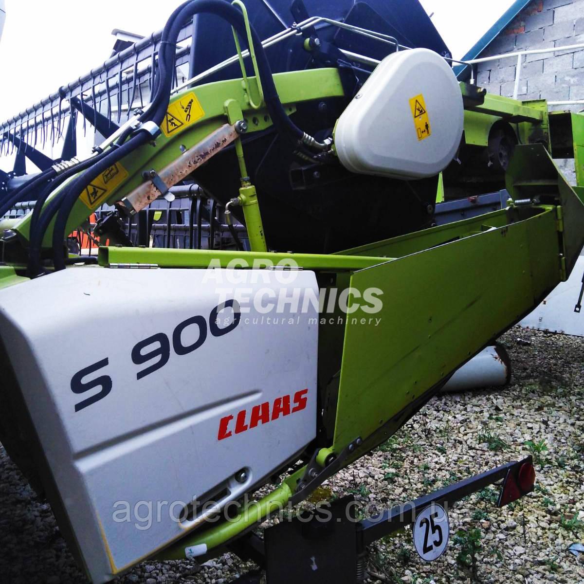 Жатка для уборки сои Claas Flex S900 2012 года + ТЕЛЕЖКА!