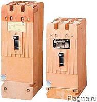 Автоматический выключатель А 3712 16-160А