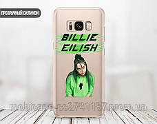 Силиконовый чехол для Huawei P30 Lite Billie Eilish (Билли Айлиш) (13009-3400), фото 2