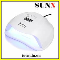 Лампа для маникюра SUN X на 54 Вт UV+LED, фото 1