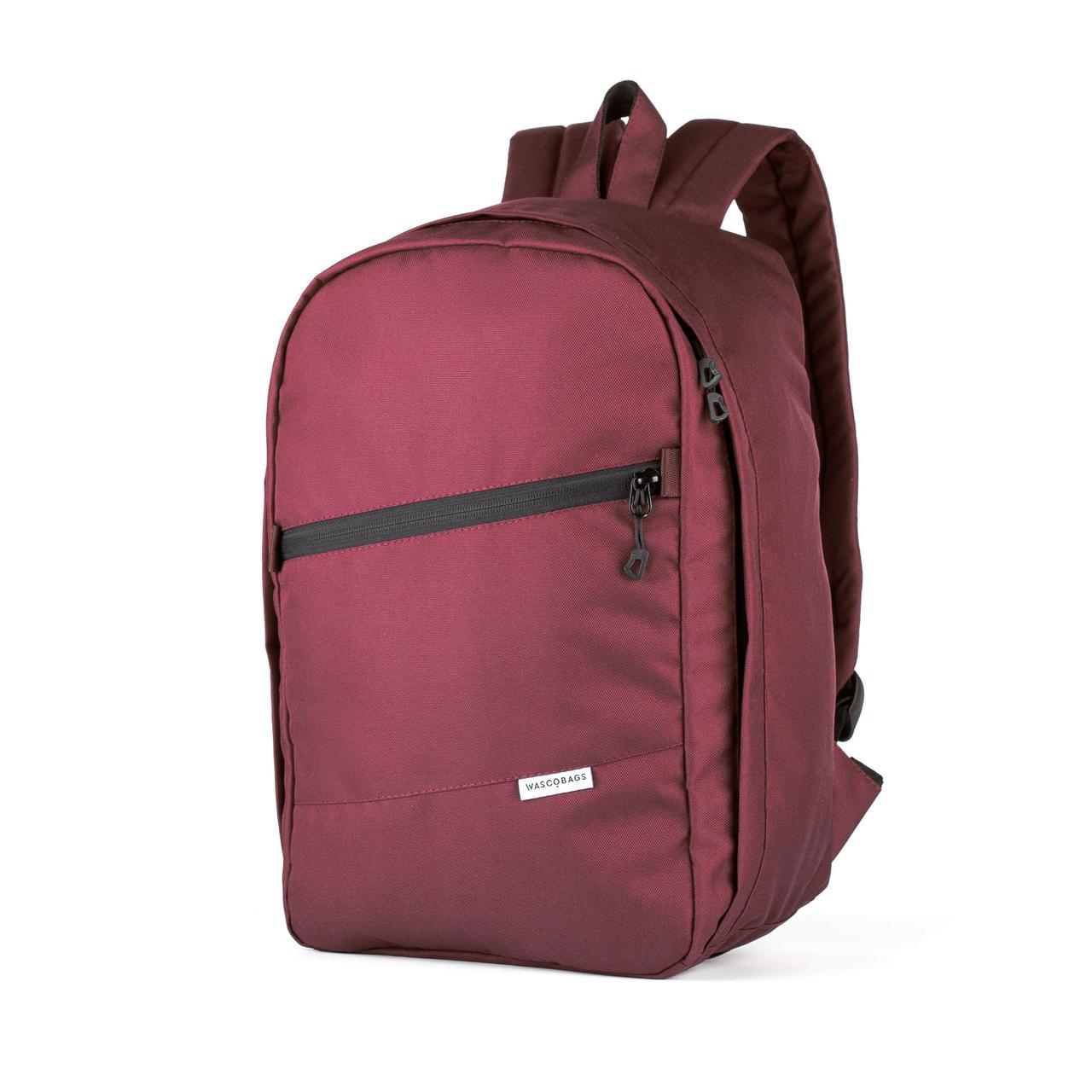 Рюкзак для ручной клади 40x20x25 Wascobags J-Satch S Бордо