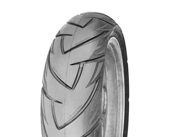 Мотошина Deli Tire 120/70-17 SB-128 58R TL, фото 2