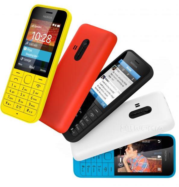 Вышло обновление для Nokia 220 и Nokia 225