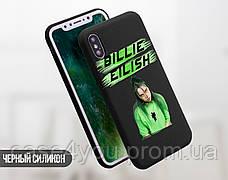 Силиконовый чехол для Samsung J400 Galaxy J4 (2018) Billie Eilish (Билли Айлиш) (28224-3400), фото 3