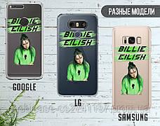 Силиконовый чехол для Samsung A305 Galaxy A30 Billie Eilish (Билли Айлиш) (13020-3400), фото 3