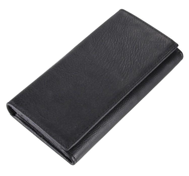 Зручний шкіряний гаманець-купюрница 8058A