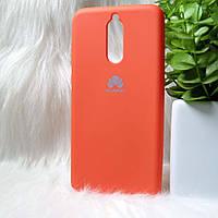 Чехол Huawei Mate 10 lite оранжевый