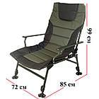 Карповое кресло Ranger Wide Carp SL-105+prefix (Арт. RA 2234), фото 4