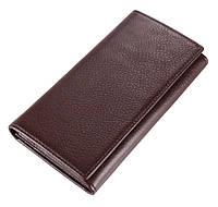 Кожаный удобный кошелек-купюрница 8058C, фото 1