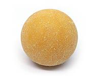 Мяч для настольного футбола Artmann 36мм желтый ворсистый