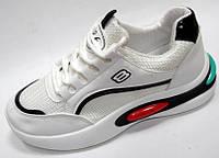 Кроссовки белые для мальчика , размеры 37,39, 40.